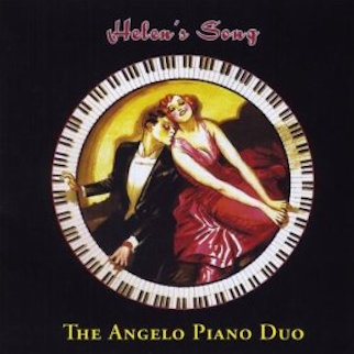 Helen's Song CD by The Angelo Piano Duo